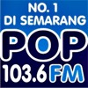 Radio POP Semarang FM 103.60 MHz (Jingle 2018, agak Meliuk)