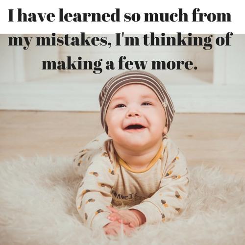Det finns inga misstag