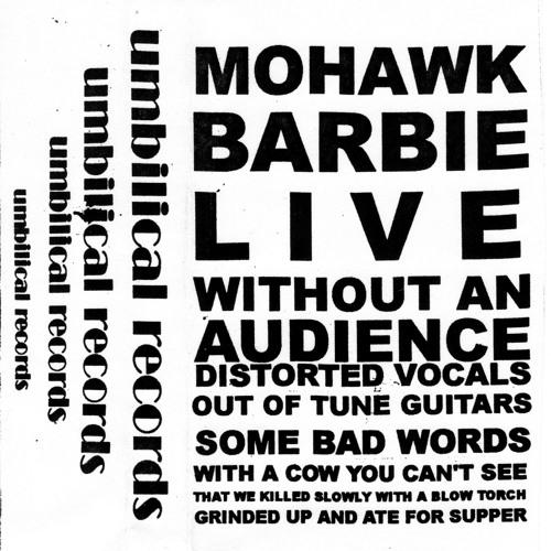 Mohawk Barbie