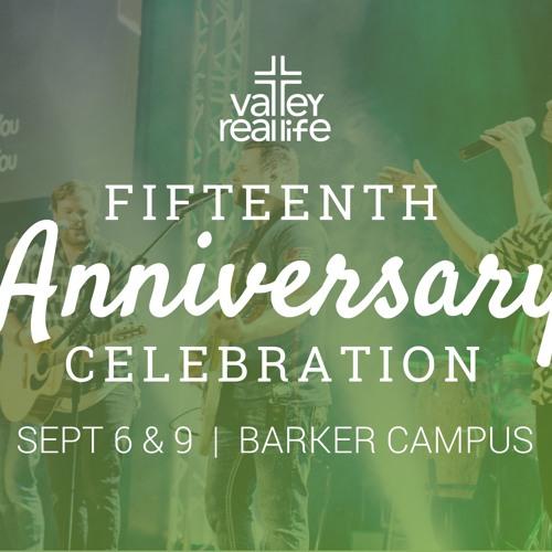 15 Year Celebration - 9-9-2018