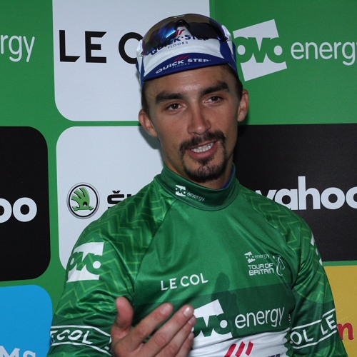 Interview - Julian Alaphilippe - Overall OVO Energy Tour of Britain Winner 2018
