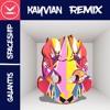 Galantis feat. Uffie - Spaceship (KAYVIAN Remix)