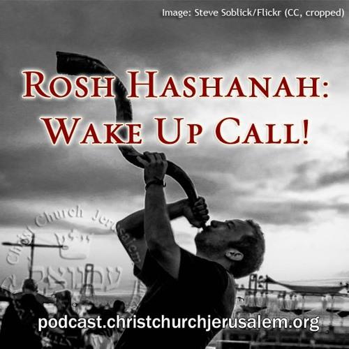 Rosh Hashanah: Wake Up Call!