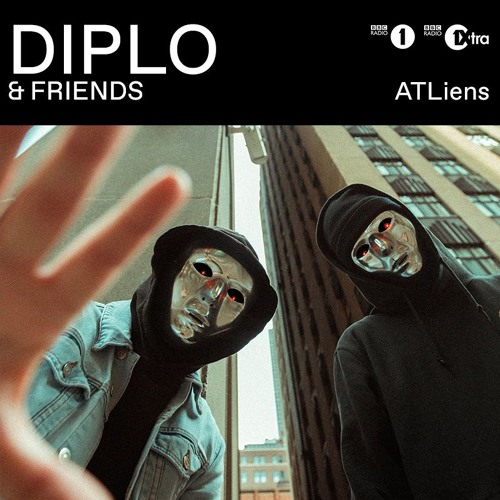 ATLiens - Diplo and Friends Mix