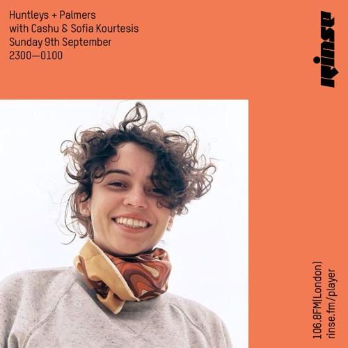 Huntleys + Palmers with Cashu & Sofia Kourtesis - 9th September 2018