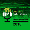 Podcast do PublishNews 10/09/2018 com Diana Passy - vencedora do prêmio Jovens Talentos 2018