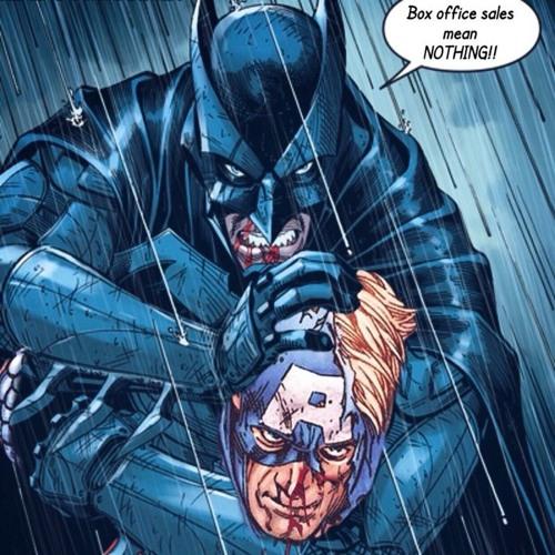 "Looking Glass #9: ""Batman v Superman > Civil War"""