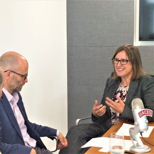 Expert on Europe | Interview with Helen Drake (Outgoing UACES Chair)