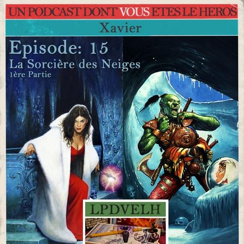 PDVELH 15: La Sorcière des Neiges