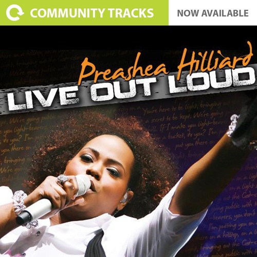 Oh How We Love You By Preashea Hilliard Instrumental Multitrack