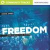 Freedom By Eddie James Instrumental Multitrack Stems