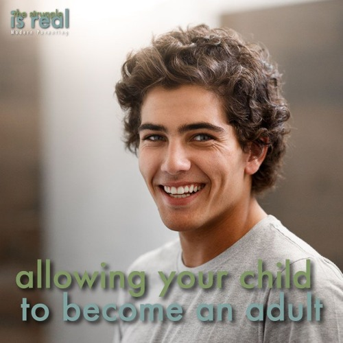Allowing Your Child to Become an Adult feat. Dr. Gihane Jeremie-Brink