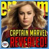 Captain Marvel Takes Over Entertainment Weekly | The Comics Pals Episode 98