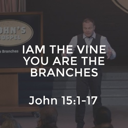 John #32 - I AM the Vine, You Are the Branches