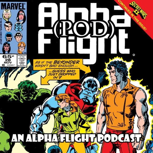 31 Alpha Pod Flight Issue 28 Sean Ross