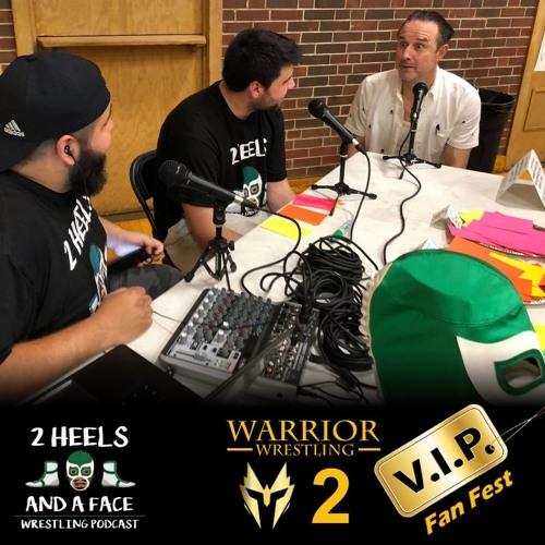Warrior Wrestling 2 - VIP Fan Fest