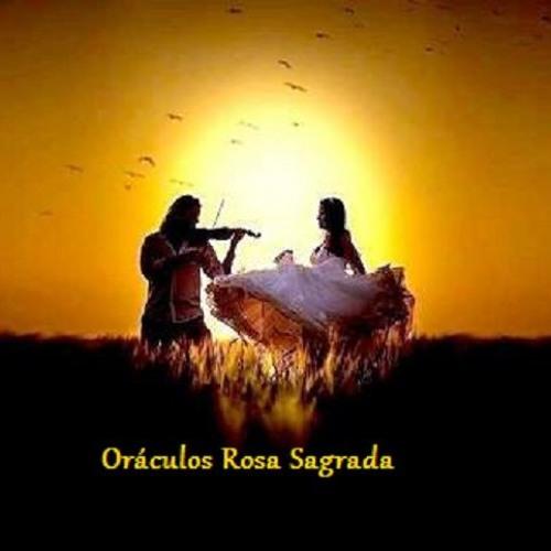 Mensagens de Oráculos Rosa Sagrada
