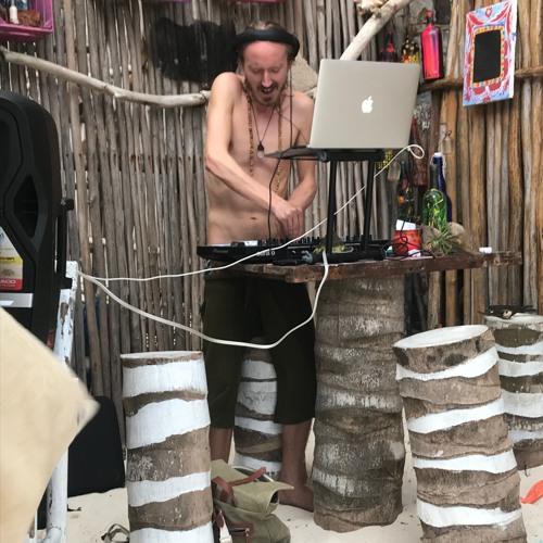 Live New Moon DJ Set Tulum MX 09-09-18 (Psydub, House, Dubstep, Deep House, Trance, Psytrance, Trap)