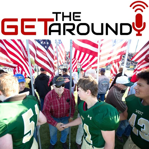 The Get Around Podcast Episode No. 48 — Patriot Week/Red Wings Camp