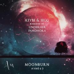 Keybe, SEGG - Moonburn (Original Mix)[Art Vibes]