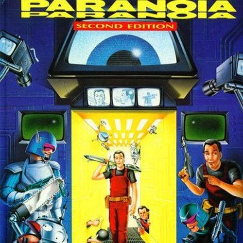 Paranoia 2nd Edition