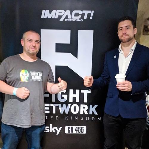 Wrestling Media Con 2018 Interviews