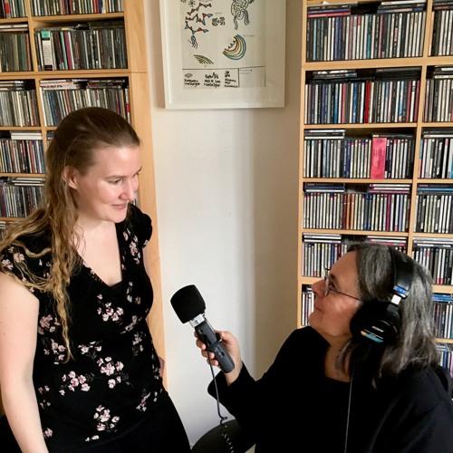 Podcastportræt af komponisten Ylva Lund Bergner