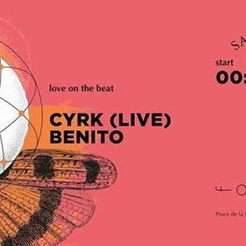 Cyrk Live At Folklor Lausanne 8 Sept 2018