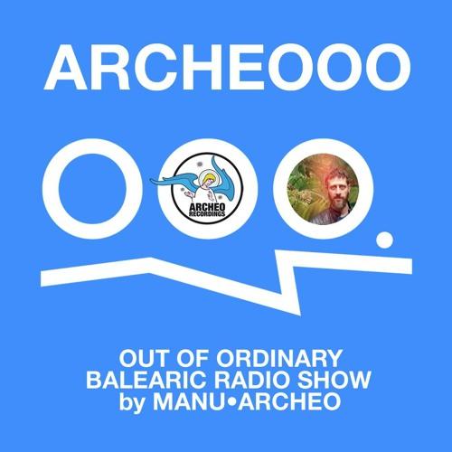 ARCHEOOO Balearic Radio Show / Manu•Archeo (I - 03.09.2018)