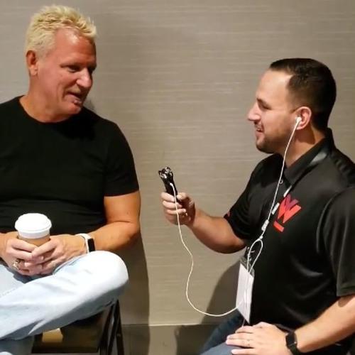 Wrestleview at Starrcast: Jeff Jarrett Interview