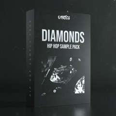 "Cymatics ""DIAMONDS"" - Hip Hop Sample Pack"