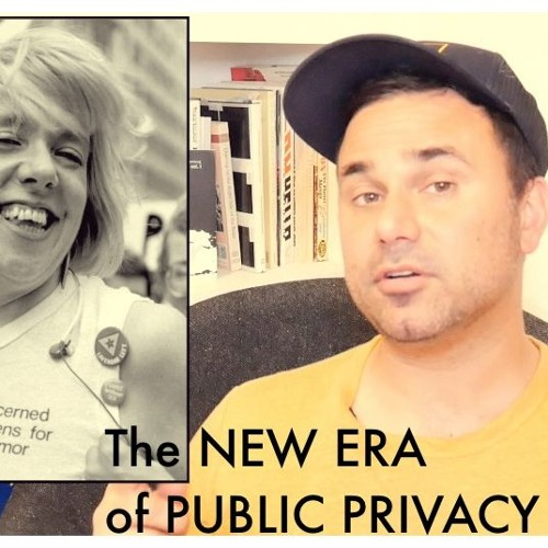 AEWCH 41: THE NEW ERA OF PUBLIC PRIVACY or OUR LIVES ARE FOOD