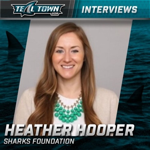 Interview: Heather Hooper - San Jose Sharks Foundation