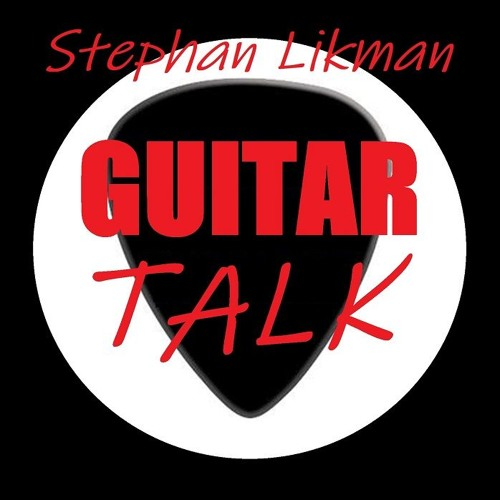 Stephan Likman - Guitar Talk LP
