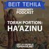 "Ep. 58 - Torah Portion - Ha'azinu - ""Song of Moses"" - Pastor Nick Plummer"