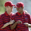 Chris Riley on playing the Ryder Cup with Tiger, why he sat out, and his new coaching gig