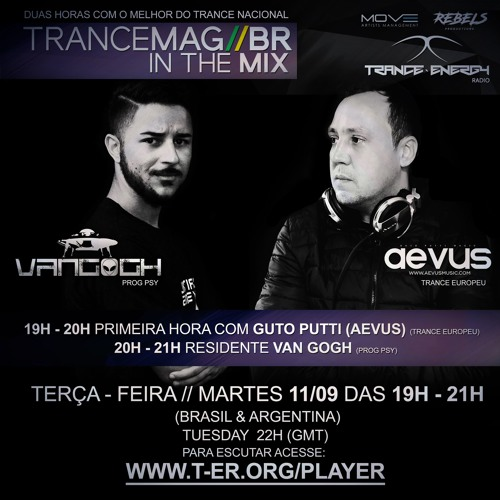 Guto Putti (Aevus) TRANCEMAGBR IN THE MIX 11-09