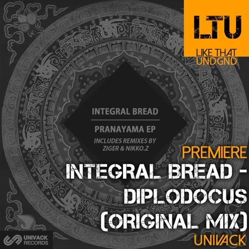 Premiere: Integral Bread - Diplodocus (Original Mix) | Univack