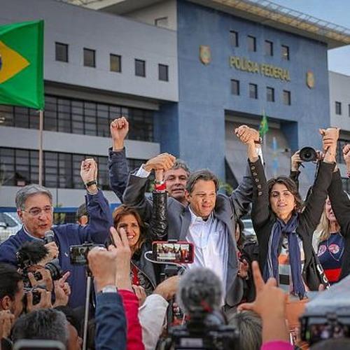 PT anuncia Haddad como candidato a presidente após justiça impugnar Lula