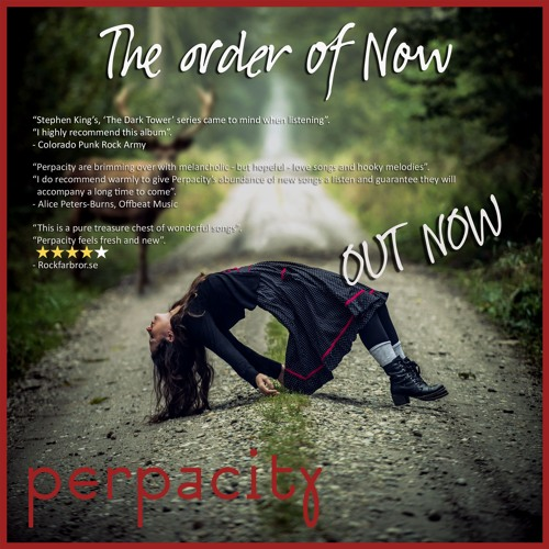 Perpacity - The order of Now - More