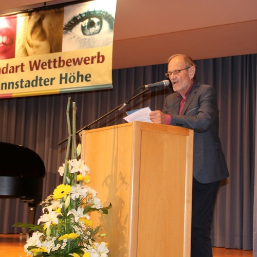 """Platz 4: Wilfried Berger mit """"Pälzisch - bis in de Himmel nuff"""""""