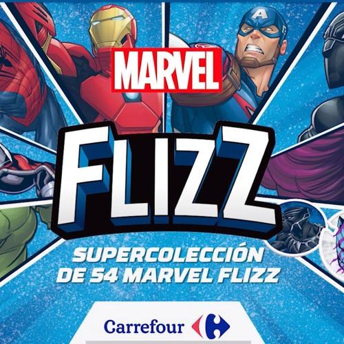 SPOT CARREFOUR FLIZZ MARVEL (TV)