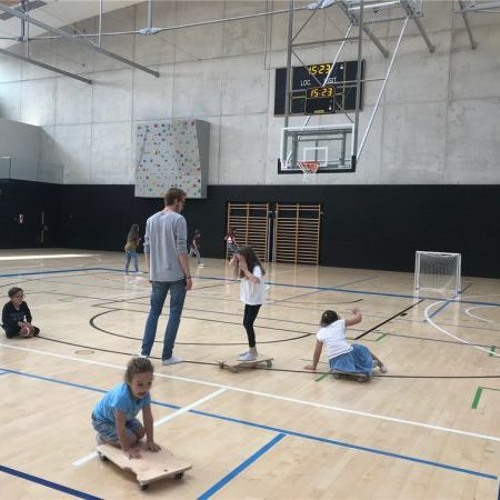 L'académie des jeunes forains