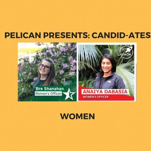 CANDID-ates: BRE SHANAHAN (Women's)