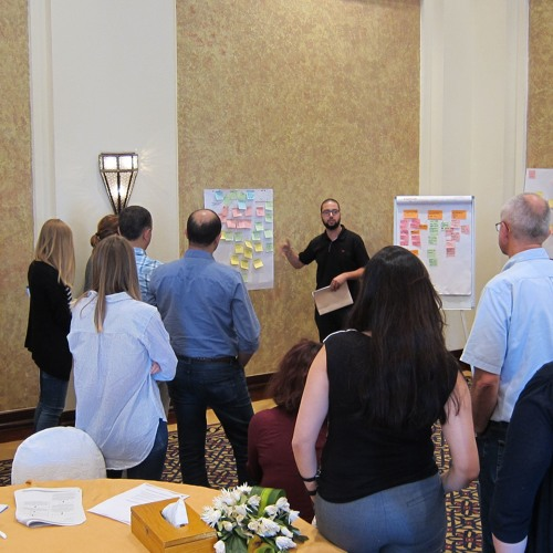 Learn about the Profiling Coordination Training through the words of its participants