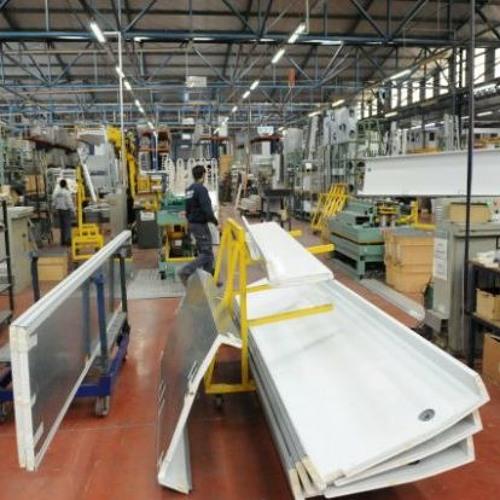 Industria preocupada por la gran caída en el nivel de producción