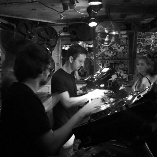 Vinyl Speed Adjust Live at Club Der Visionaere(14.06.18)