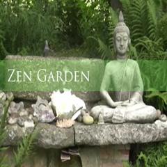 1 Hour Meditation Music #33 | Zen Garden | Music with Water Sounds