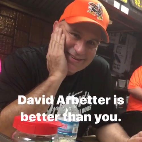 Burger Beast Podcast - David Arbetter