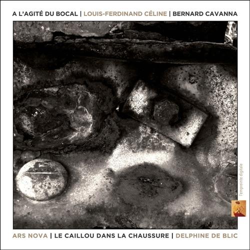 A l'Agité du bocal / Bernard Cavanna / Trame de Karl K